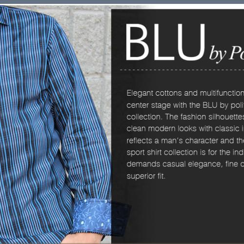 blu-by-polifroni-sport-shirts